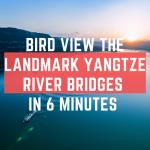 travel china guide, yangtze river bridges