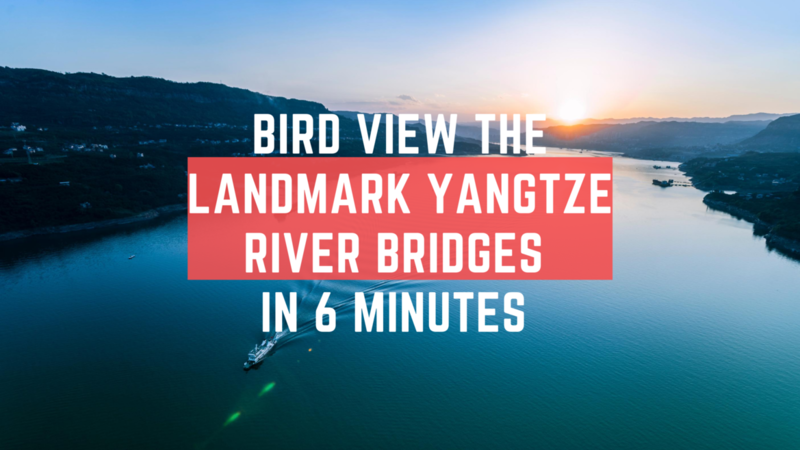 travel china guide, yangtze river bridges