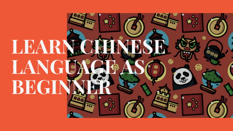 learn chinese language as beginner