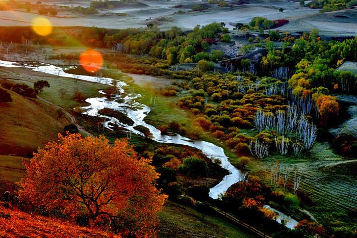 kanas lake national park