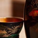 Chinese painting on porcelain